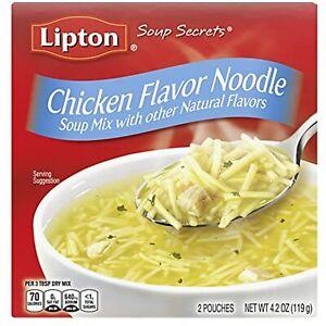 Lipton Soup Mix Chicken Flavor Noodle SALE