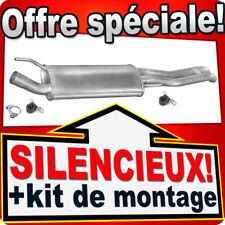 Silencieux Arriere VW GOLF 3 III 1.9 SDI TDI Break 1994-1999 échappement LMX
