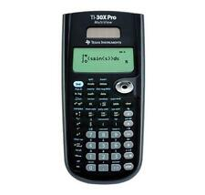 Texas Instruments Calculadora Científica Avanzada + Multilínea Pantalla ti30xpromv