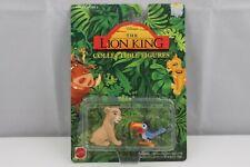 1994 Disney The Lion King Collectible Figures -66381- Young Nala & Zazu
