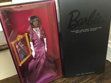 Harlem Theatre Collection: Selma Dupar James Barbie Collector NIB 2017