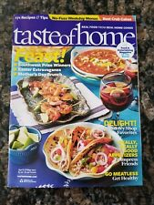 Taste of Home Magazine April May 2011 Feast recipes southwest