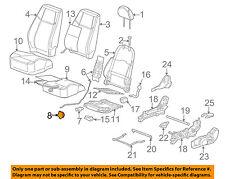 GM OEM Front Seat-Lumbar Adjustment Adjuster 22698814