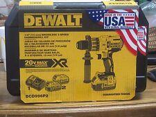 """DeWalt 1/2"""" (13mm) Brushless 3-Speed Hammerdrill Kit. BRAND NEW"""