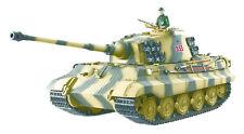 Torro 1112200700 1/16 All Metal RC Tiger Tank - Yellow