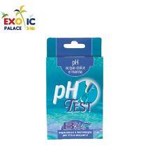 BLU BIOS TEST pH PER ACQUARIO ACQUA DOLCE MARINO MISURAZIONE VALORI ACIDITà