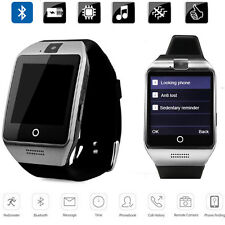 Bluetooth Smart Wrist Watch SIM Phone Mate Camera for Android Samsung Cell Phone