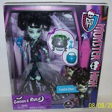 Monster High Ghouls Rule Doll - Frankie Stein NEW