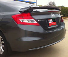 2012-2015 PAINTED REAR TRUNK LIGHTED SPOILER Fits A HONDA CIVIC 2-DOOR Coupe