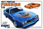 MPC916M 1/25 1977 Pontiac Firebird Convertible 2T Plastic Model Kit MPC