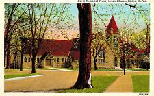 Elkins,West Virginia,Davis Memorial Presbyterian Church,Randolph Co.c.1918-30s