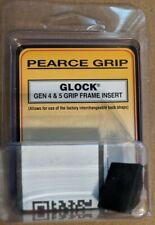 Pearce Grip Frame Insert Plug PGG4MF Gen 4 for Glock 17, 18, 19, 22, 23, 24, 31, 32, 34, 35, 37, 38