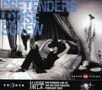 Pretenders - Loose Screw & Loose In L.A. (Live At The Wiltern Theat (NEW CD+DVD)