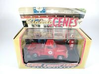 Road Champions Classic Scenes The Texaco Truck - Red - 1:43 Scale Diecast - NEW