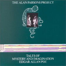 Alan Parsons Project Valle of Mystery and Imagination 70`s MERCURY cd album