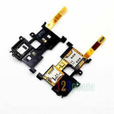 BRAND NEW SIM SLOT & MICRO SD TRAY FLEX CABLE FOR SONY ERICSSON XPERIA X10 #F270