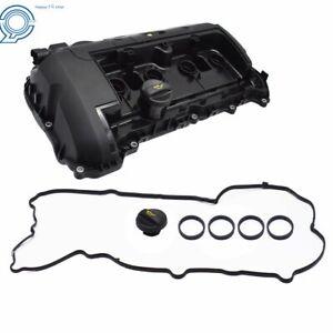 Engine Cylinder Valve Cover W/ Gasket For 2007-2016 Mini Cooper 1.6L 11127646554
