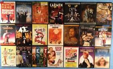 Musical & Broadway movies. Combined shipping