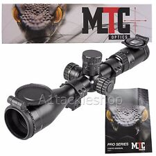 MTC Viper Pro 5-30x50 Telescopic Rifle Scope Sight