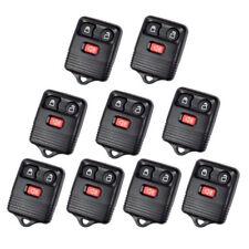 10PCS Smart Remote Keyless fob Case for Ford Lincoln Mercury 3Bts CWTWB1U331