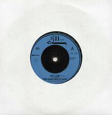 """PHILADELPHIA FLYERS - HOT LINE - 70's SOUL - 7"""" VINYL"""