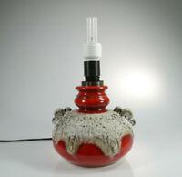 Pan Keramik Lampe Fat Lava ca.23cm