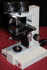 Leitz Wetzlar Dialux Microscope Periplan 10x 170/0.17-7 10/0.25 Free Shipping!