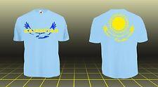 Camiseta Kazajstán Almaty Astana Alma Ata Kazajstán KA3AXCTAH AlmaAta