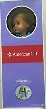 American Girl Doll 78 Truly Me With Book Light Skin, Blond hair, Green Eyes NEW