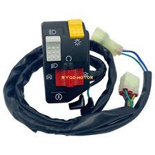 Handlebar Switch Start Stop Headlight for Honda TRX400EX Fourtrax Sportrax 99-04