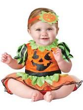 Pumpkin Patch Princesa Infantil Niño Disfraz De Halloween Vestido de fantasía Niño Chicos Chicas