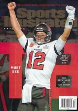 Sports Illustrated Magazine Commemorative 2020 Tom Brady TAMPA BAY BUCCANEERS