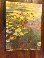 CLAUDE MONET E I SUOI AMICI DA GIVERNY AL MARMOTTAN catalogo Mostra FERRARA 1992