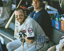 **GFA Minnesota Twins *JASON KUBEL* Signed 8x10 Photo K6 COA**