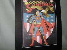 1942 Superman #14 Bald Eagle  DC Comic Poster Promo