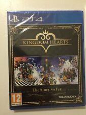 Nuevo Sellado Kingdom Hearts: la historia hasta ahora-PS4