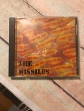 The Missiles - Atomic Fireball Houston, Texas Band Bedtime Would You Believe CD