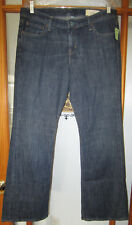 GAP Flare Jeans Women's 12 Regular Stretch Medium Tint