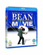 Mr. Bean: The Ultimate Disaster Movie [Blu-ray] Free Shipping