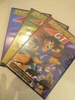 Dvd lote 3 DRAGON BALL GT DE AKIRA  TORIYAMA coleccionista (nuevo precintado)