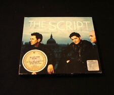 The Script Deluxe Edition- ( CD & DVD 2008) Pop/Rock Band W/ Slipcover