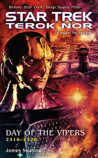 Star Trek: Deep Space Nine: Terok Nor: Day of the Vipers-ExLibrary