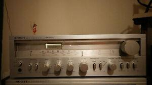 HITACHI SR-304L receiver amplifier vintage audio
