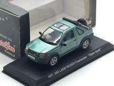 1:43 Land Rover Freelander 4x4 SUV Softback 1.8i n TD4 Discovery Sport Defender