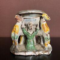 Majolique céramique ariano irpino ? Deruta ? 17eme ? XVIIIe siècle 18th century