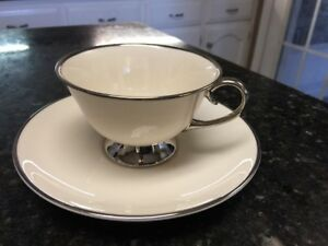 Flintridge China Bellmere Cup And Saucer