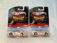 Hot Wheels Wayne's Garage Shoe Box Chase Cars (Signatures) Lot of Two (2)