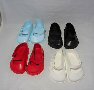 Vintage Cinderella Doll Shoes. Size 5