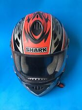 Shark RSR2 Motorcycle Helmet Size XL