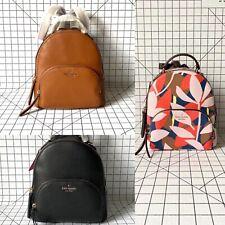 NWT Kate Spade New York Jackson WKRU5946 Medium Leather Backpack